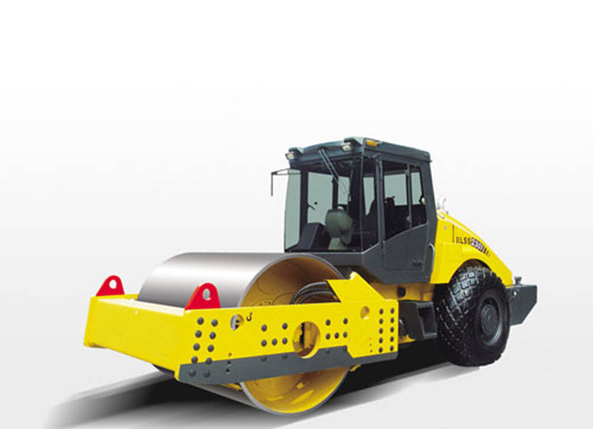 LSS2501 ,2502 Single Drum Vibratory Road Roller