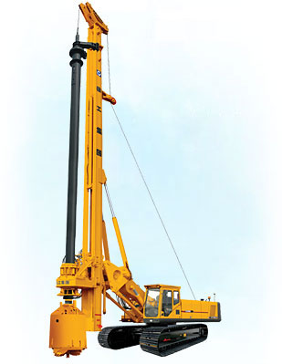 XR 260D Rotary Drilling Rig