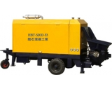 HBT-S20D-33 Diesel Engine Concrete Pump